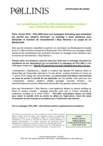 CP-POLLINIS-Campagne-sénateurs-18-06-15