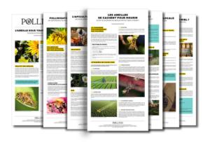 panneaux pédagogiques pollinis