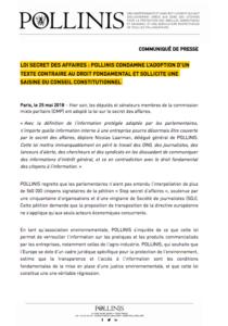 Loi-secret-des-affaires-POLLINIS-condamne-ladoption-du-texte-par-le-S%C3%A9nat-et-se-r%C3%A9jouit-de-lannonce-dune-double-saisine-du-Conseil-constitutionnel-par-les-parlementaires