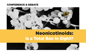 neonicotinoids is a total ban in sight