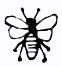 abeille du logo