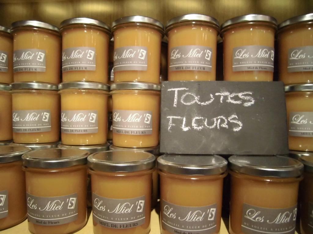 Miel toutes fleurs - crédit JPS68