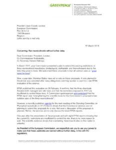 20180316-Letter-Juncker-Ban-neonicotinoids