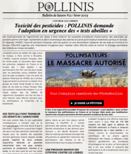 POLLINIS-bulletin-de-liaison-no12-hiver2019