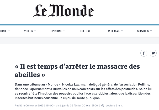 tribune-le-monde-fevrier-2019-pollinis-aspect-ratio-236x164