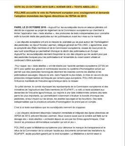 cp-vote-du-23-octobre-2019-sur-lavenir-des-tests-abeilles