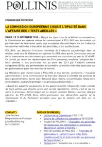 CP_POLLINIS Commission _ Médiatrice 12112019