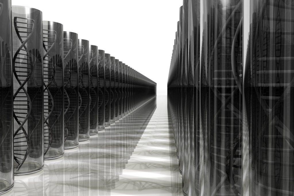 ADN-genes-banque-laboratoire