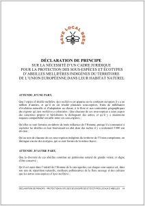 déclaration de principe ue-2019frdef