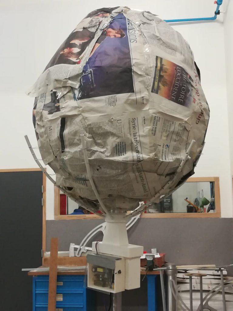 nid papier laboratoire