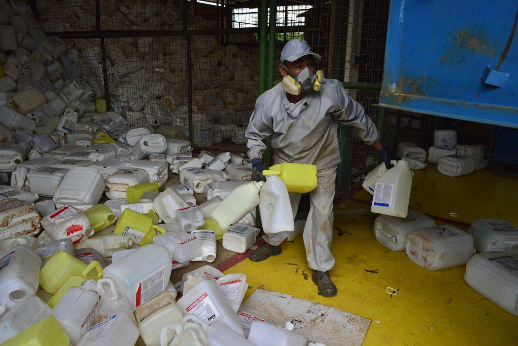 Syngeta Brésil Pesticides interdits