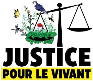 LOGO JusticePourLeVivant