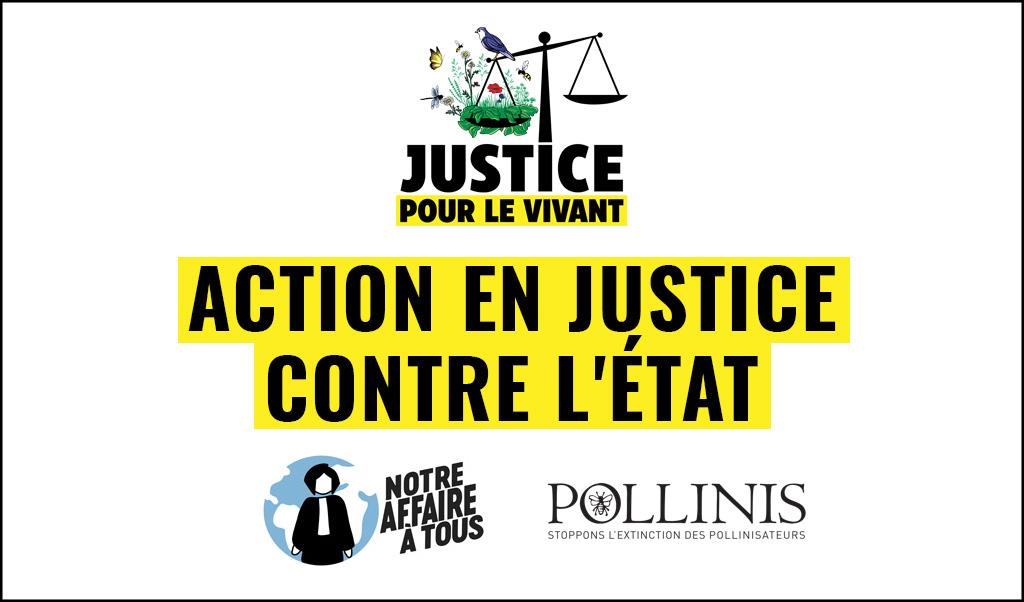 Justice pour le vivnt POLLINIS
