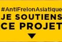 #AntiFrelonAsiatique Je soutiens